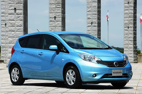 NISSAN NOTE01