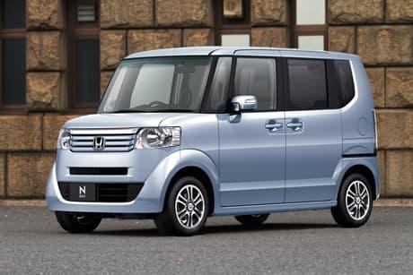 Honda N BOX01