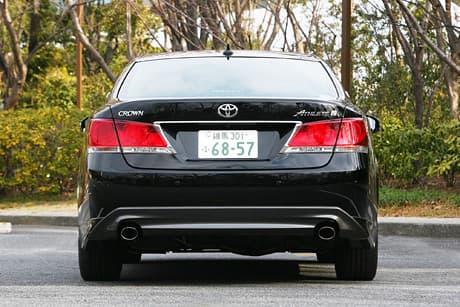 Toyota CROWN Athlete03