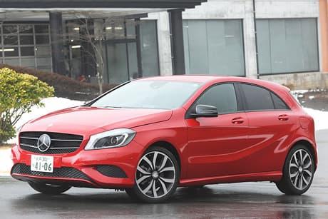Mercedes Benz A-class01