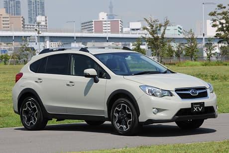 Subaru XV01
