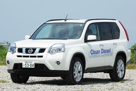Nissan Xtrail Clean Diesel01