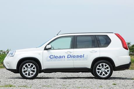 Nissan Xtrail Clean Diesel02