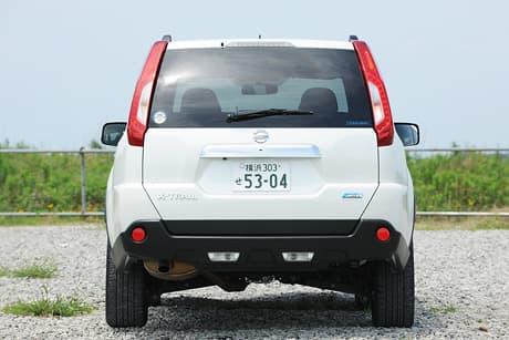 Nissan Xtrail Clean Diesel03