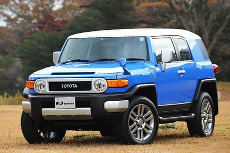 Toyota FJ Cruiser01