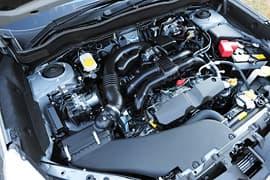 ハイパワーと好燃費を両立させたボクサーエンジン