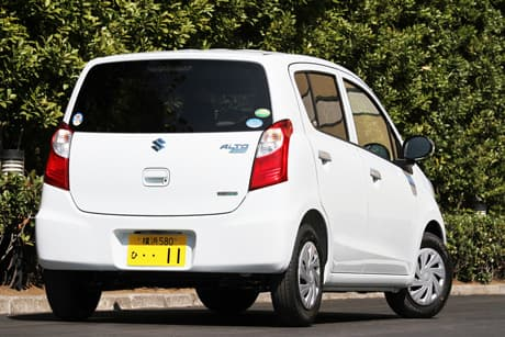Suzuki Alto Eco02