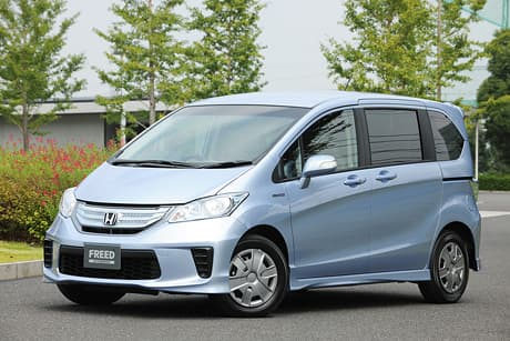 Honda Freed HV01
