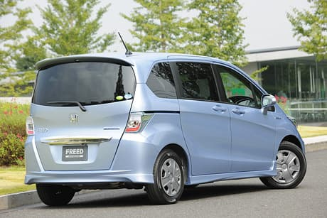 Honda Freed HV04