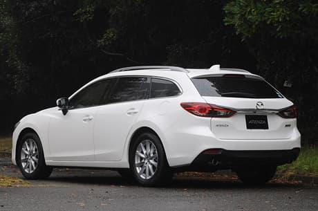 Mazda Atenza Wagon04