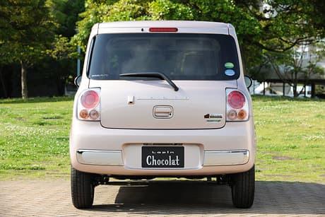 Suzuki Lapin chocolat05