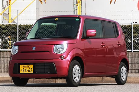 Suzuki MR wagon01