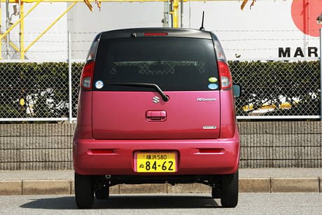 Suzuki MR wagon04
