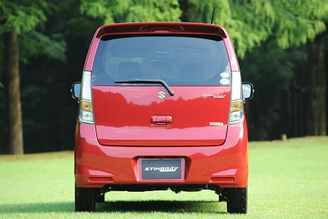 Suzuki Wagon R Stingray03