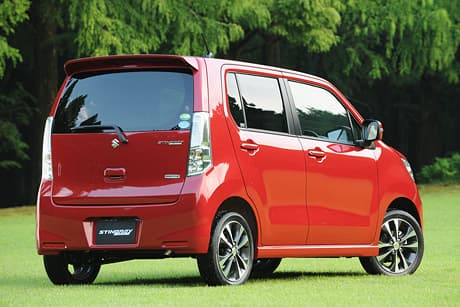 Suzuki Wagon R Stingray04