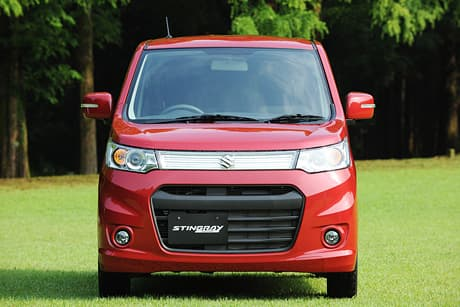 Suzuki Wagon R Stingray05
