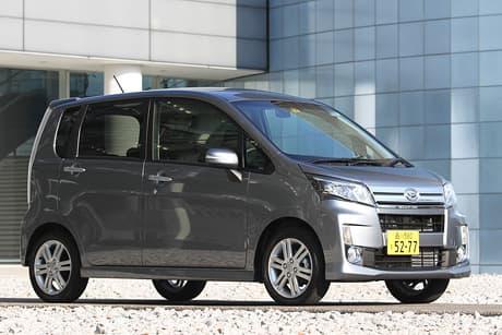 Daihatsu MOVE Custom01