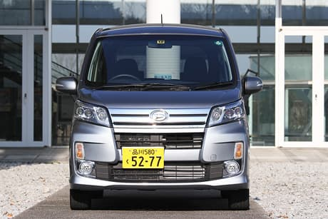 Daihatsu MOVE Custom02