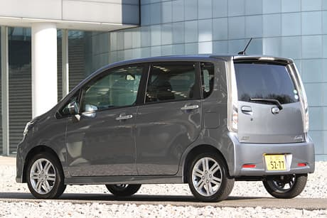 Daihatsu MOVE Custom04