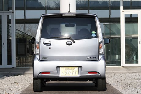 Daihatsu MOVE Custom05