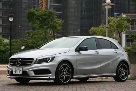 Mercedes-Benz A180 (A-class)01