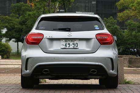 Mercedes-Benz A180 (A-class)03