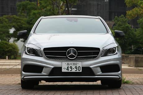 Mercedes-Benz A180 (A-class)05