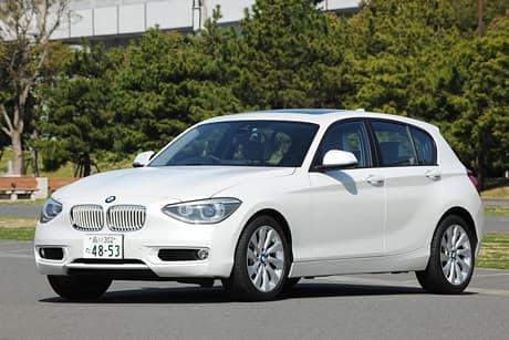 BMW 120i (1series)01
