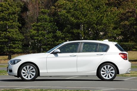 BMW 120i (1series)02