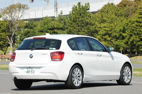 BMW 120i (1series)04