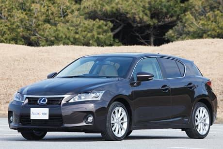 Lexus CT01