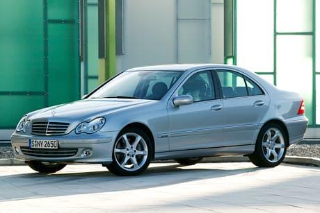Mercedes-Benz C-class(2代目W203)01