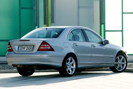 Mercedes-Benz C-class(2代目W203)02