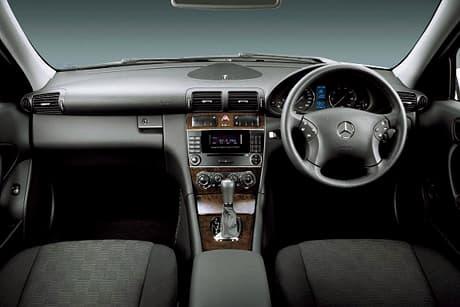 Mercedes-Benz C-class(2代目W203)05