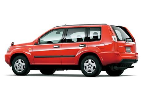 Nissan X-TRAIL(初代)02