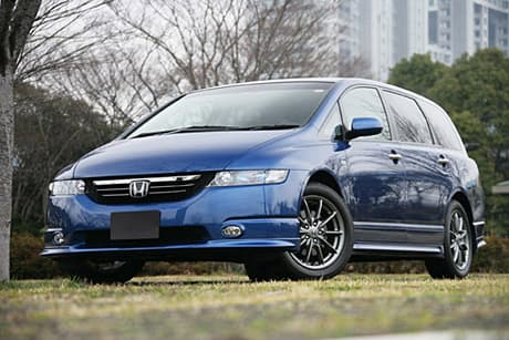 Honda Odyssey(3代目)01
