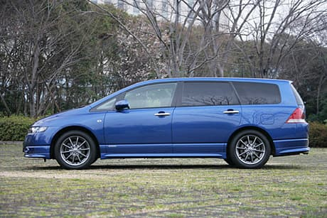 Honda Odyssey(3代目)02