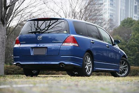 Honda Odyssey(3代目)04