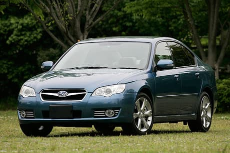 Subaru Legacy(4代目)01