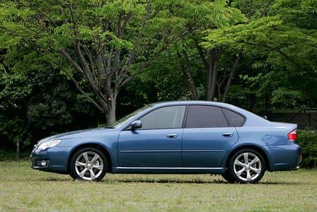 Subaru Legacy(4代目)02