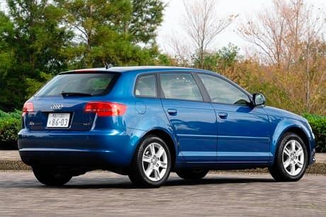 Audi A3(2代目)04