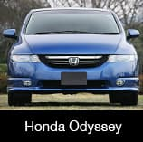 Honda Odyssey(3代目RB1/2)