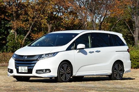 Honda Odyssey01
