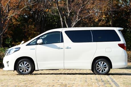 Toyota ALPHARD Hybrid02