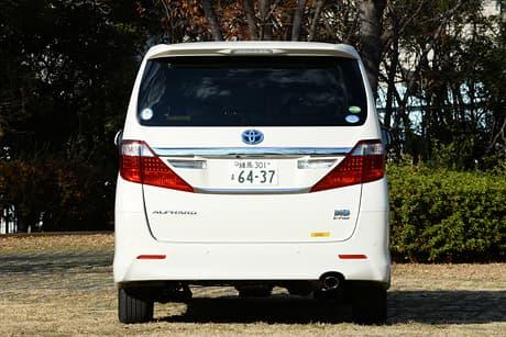 Toyota ALPHARD Hybrid03