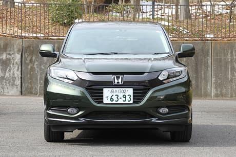 Honda VEZEL05