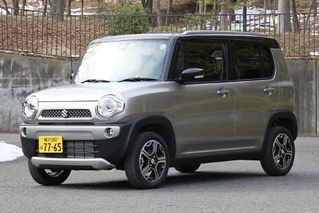 Suzuki HUSTLER01