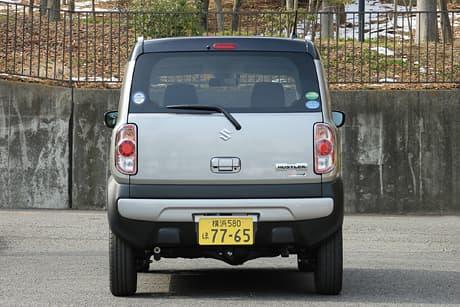 Suzuki HUSTLER03