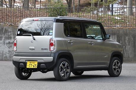 Suzuki HUSTLER04