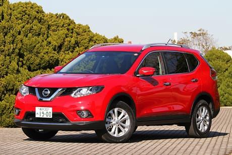 Nissan X-TRAIL01